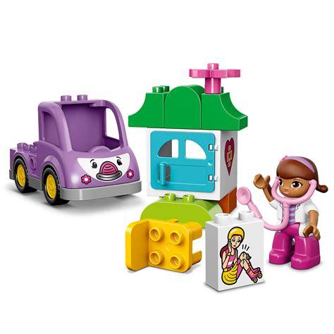 Doc Mcstuffins Rosie The Ambulance Lego Duplo Disney 10605 lego disney doc mcstuffins rosie the ambulance 10605 free shipping n ebay