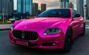Maserati All Cars Pink Maserati Girly Cars For Drivers Pink