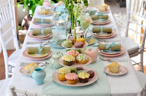 Kitchen Bridal Shower Ideas by High Tea Delights One Fine Day Wedding Fair Sydney 4