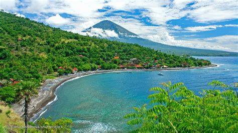attractions  candidasa east bali