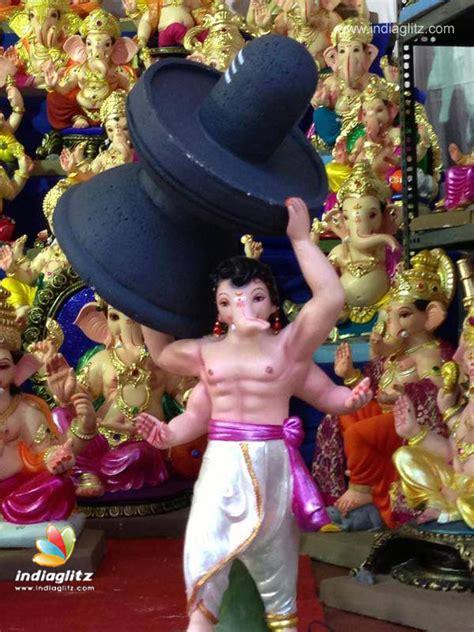 film ganesha ganesha idols inspired by movies telugu movie news