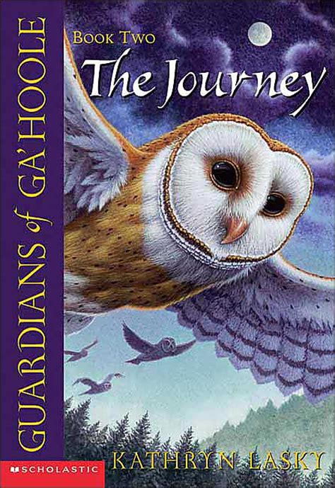 the a jurnale guardians of ga hoole book 2 the journey