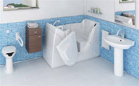vasca da bagno anziani vasca con sportello per disabili e anziani