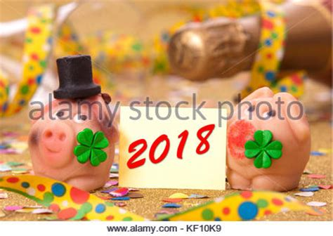 new year 2018 lucky charm lucky charm luck charm marzipan pig shoe