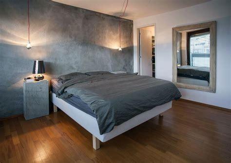 Walls Bedroom by 20 Bold Bedroom Designs With Concrete Walls Rilane