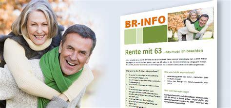 Muster Kündigung Rente Mit 63 Rente Mit 63 Das Sind Die Fakten Mit Musteraushang F 252 R Betriebsr 228 Te