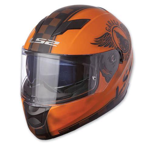 ls2 motocross helmets india ls2 stream fan matte orange full full face helmet 753