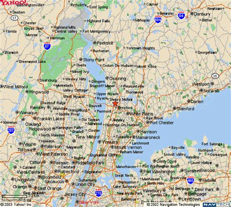 map of greater new york directions and maps