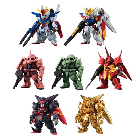 Fw Gundam Converge Selection V Limited Japan Seven Eleven ガンダム食玩ポータル fw gundam converge ex10 ガンダムアストレイ レッドフレーム バンダイ