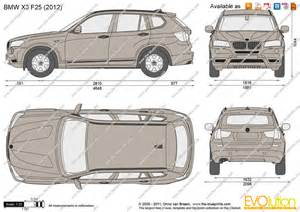 Length Of Bmw X3 Bmw X3 Dimensions