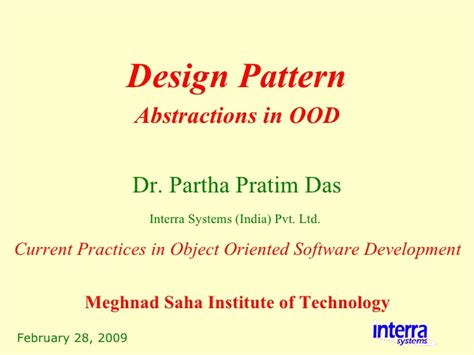 visitor pattern performance design patterns