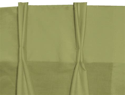 green pinch pleat drapes solid sage green pinch pleat cafe tier kitchen curtains