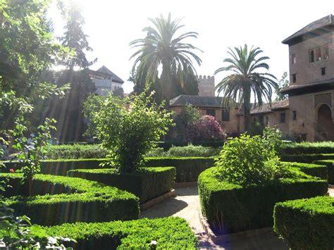 Alhambra Palace gardens Granada, Spain   Parks &Gardens
