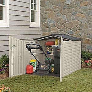 amazoncom rubbermaid outdoor  lid storage shed