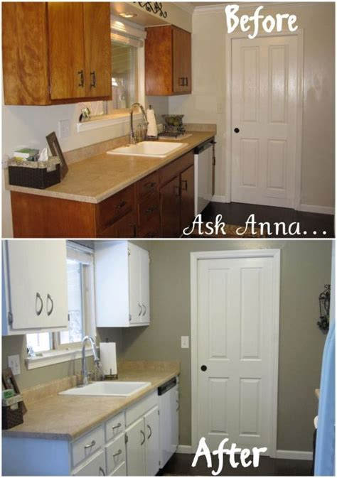 kitchen cabinet transformation give your kitchen cabinets a facelift