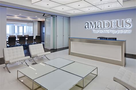 Home Plans Florida office trends how amadeus created a flexible office floor