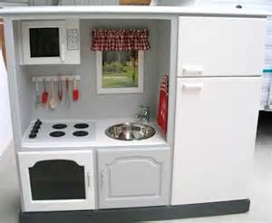 Play Kitchen From Old Furniture 10 Diy Play Kitchen Ideas Housing A Forest