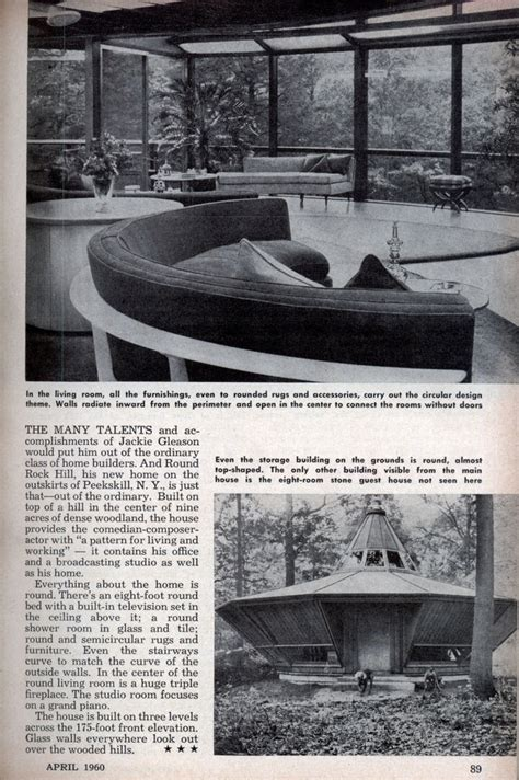jackie gleason ufo house rockland finds archives