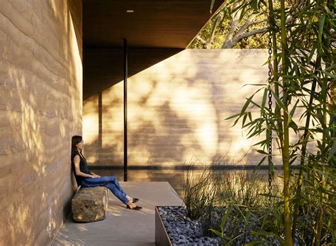 contemplative meditation how to build a sustainable daily practice books rammed earth makes a zen splash at stanford s windhover