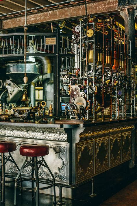 7 Amazing Vintage Stores by 20 Of The World S Best Restaurant And Bar Interior Designs
