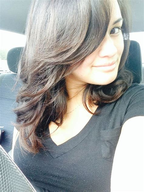 long hair short layer cut and blow out beautiful medium cut with long layers and blow out hair makeup