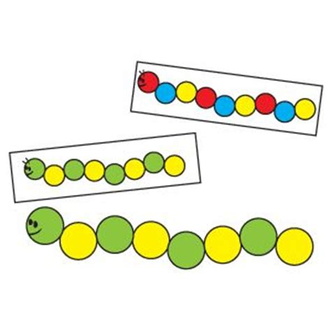 different pattern in math 17 best images about theme the very hungry caterpillar on