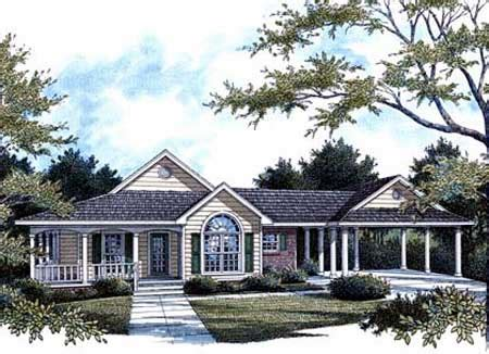carports wrap around porch house plans wooden carport carport country home with wrap around porch 3467vl 1st floor