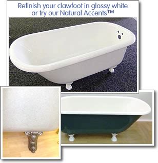 refinishing cast iron bathtubs clawfoot bathtub refinishing cast iron tub refinishing miracle method