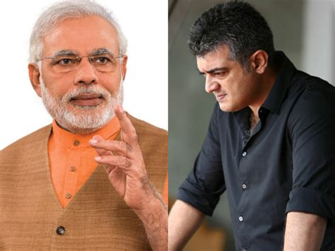 An Interesting Bit Of Hearsay by Whoa Thala Ajith To Join Politics Bjp After Meeting