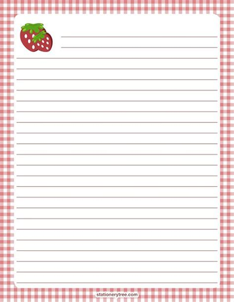 printable recipe stationery 43 best borders stationary food images on pinterest
