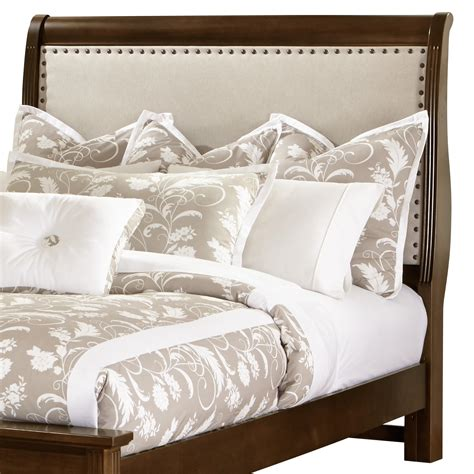 bassett headboards vaughan bassett french market full upholstered headboard
