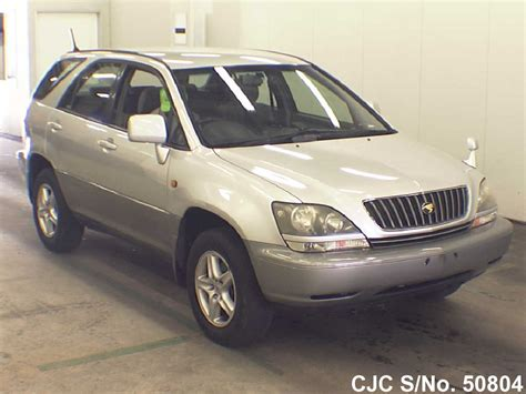 Toyota Harrier 1998 Model 1998 Toyota Harrier Silver 2 Tone For Sale Stock No