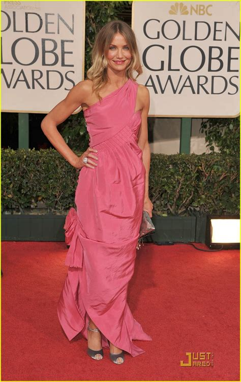 Golden Globes 2008 Carpet Fever by Cameron Diaz Golden Globes 2009 Photo 1644761 Cameron