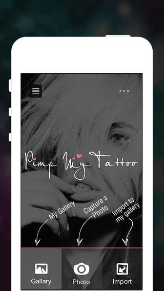 tattoo adder app pimp my tattoo booth tattoos design ideas catalog app to