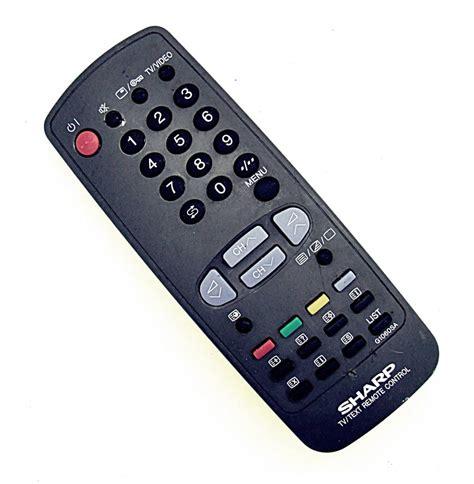 Remote Tv Sharp Original Original Sharp G1060sa Tv Remote Onlineshop For Remote Controls