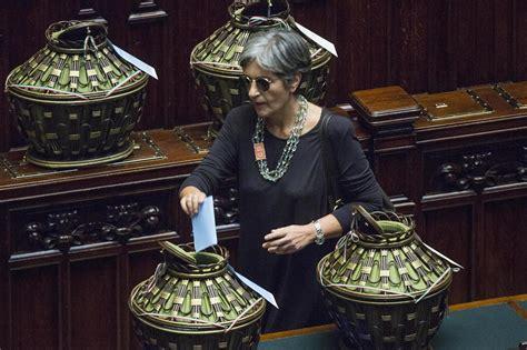 seduta comune seduta comune parlamento per elezione di due giudici della