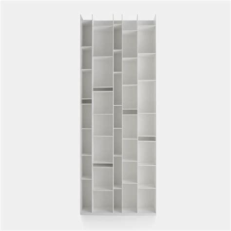 libreria mdf random modular bookcase with a unique design mdf italia