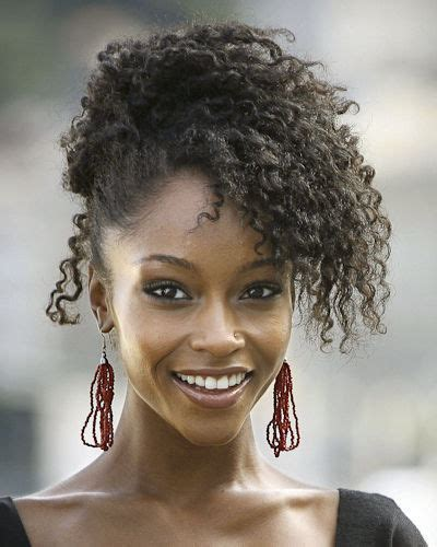 Huriyah Top do you think black that are brave enough to wear their hair higher self