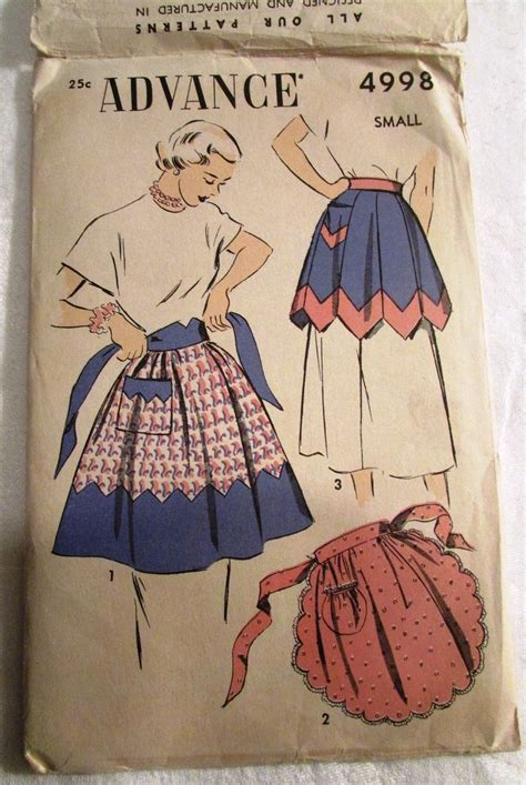 sewing vintage apron 55 best apron project images on pinterest aprons aprons