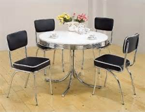 Retro Style Dining Table Retro Nostalgic Style Chrome Plated Dining Table Home Furniture Stock