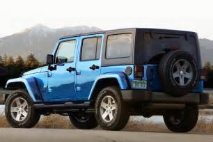 Wrangler Jeep 2014 2014 Jeep Wrangler Unlimited Rear Drivers Side Low Photo 5
