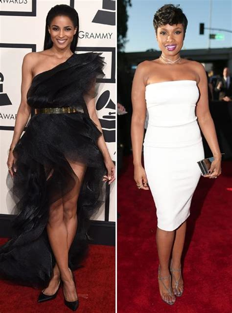 Subdued Styles Dominate Grammy Fashion by Classic Black And White Dominated On The Grammys