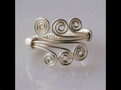 how to make jewelry rings how to make an amazing wire wrapped ring diy jewelry