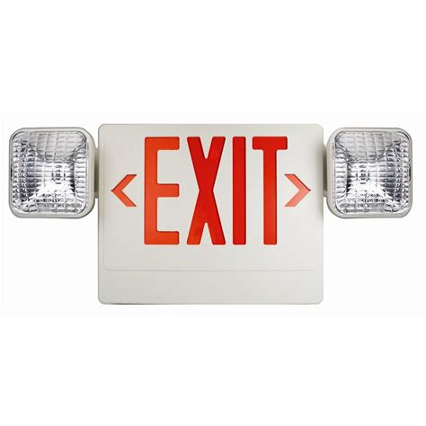 exit signs with emergency lights led exit signs wattage led exit sign led exit sign led
