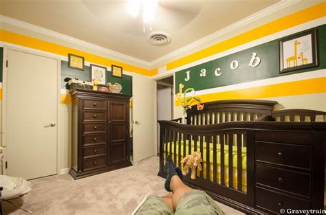 home decor green bay jacob s green bay packers nursery project nursery