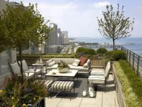 jardin et terrasse en ville 75 id 233 es pour jardin sur le toit