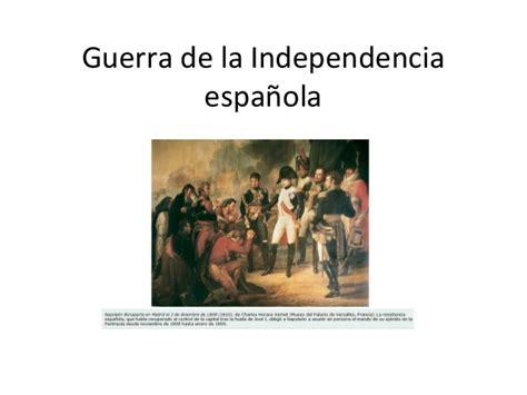la guerra de caliban guerra de la independencia espa 241 ola