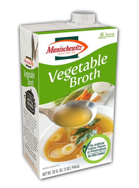 vegetables broth vegetable broth
