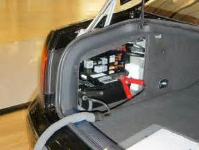 Bentley Continental Gt Battery Location Vw Phaeton And Bentley Flying Spur Featured Articles