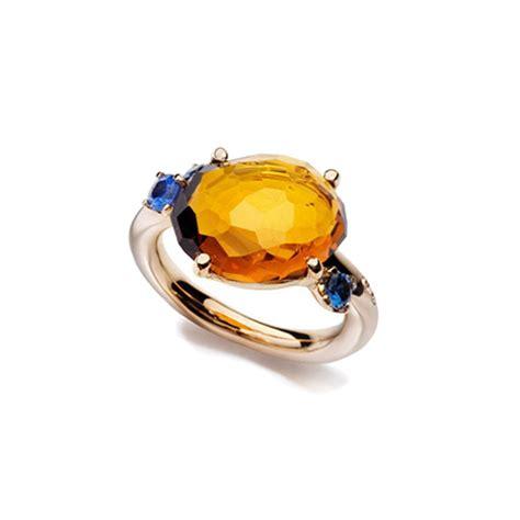 pomellato anelli anello bahia pomellato gioielleria